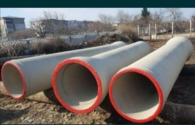 Tuburi beton armat noi