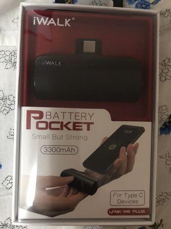 Baterie externa iWALK - type C
