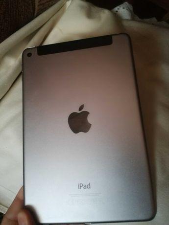 Vand iPad mini 4 ca Nou 128Gb Celluar 4G tableta model A1550