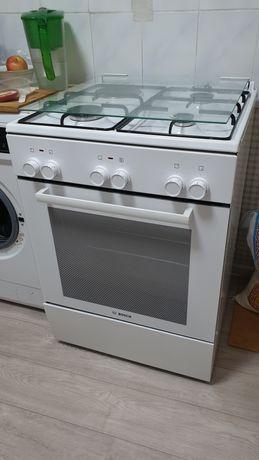 Кухонная плита Bosch HXA060F20Q белый