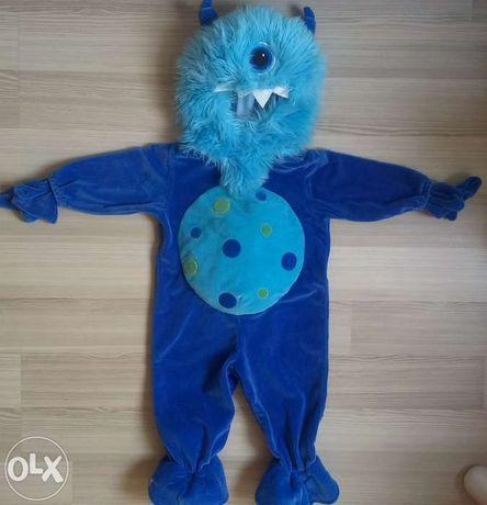 Salopeta/costum Monstrulet Koala Kids 1 an superb impecabil