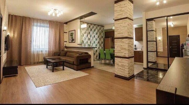 Квартира посуточно 2 ком люкс