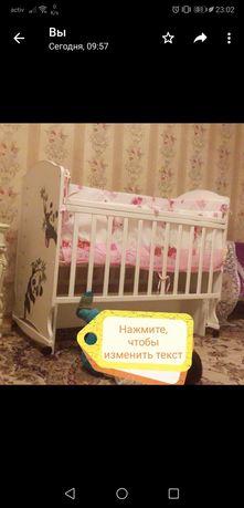 Манеж детский от 0 до 3 лет, с маятником