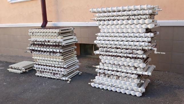 Продам чугунные батареи радиаторы