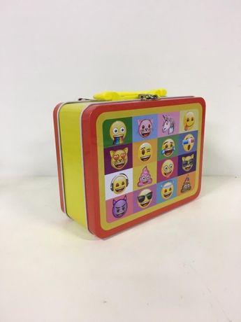 Метална кутия за обяд emoji - 2 модела