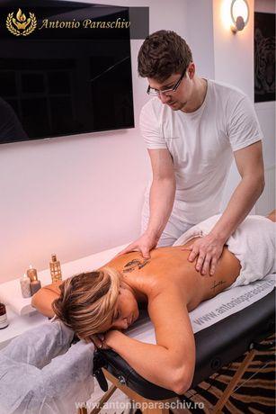Masaj de Relaxare Sportiv Terapeutic. Masaj la domiciliu