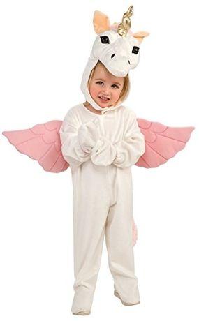 Costum serbare, carnaval, Ponei, 1-2 ani Unicorn din plus calitativ