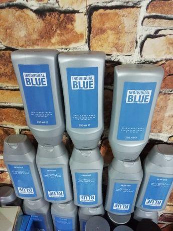 Gel de duș, man, Individual Blue, super ofertă, 10 lei