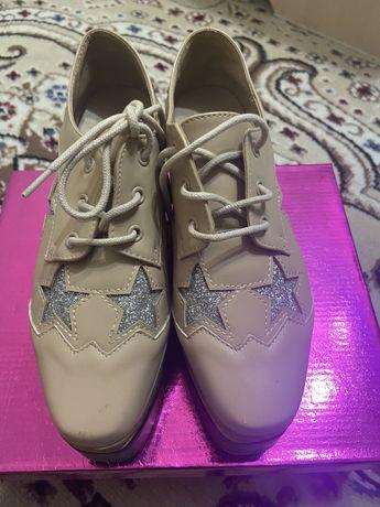 женская обувь, на высоком платформе