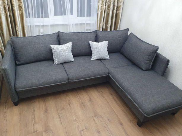 Белорусский угловой диван