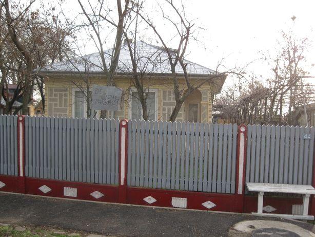 Vand casa 85,5 mp cu teren 4974 mp in oras Pogoanele jud Buzau