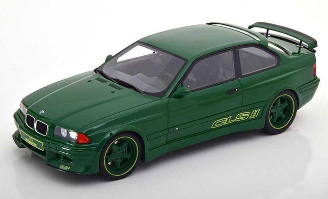 Macheta BMW M3 E36 AC Schnitzer CLS 2 1995 - OTTO Models 1/18