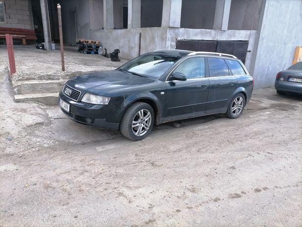 Dezmembrez Audi a4 1.9 131 cp