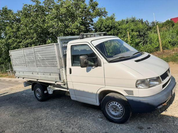 Vând VW T4 4x4 Caravelle Motor 2,5 TD, KM 325000