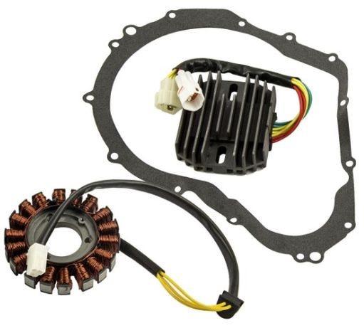 Stator releu incarcare Suzuki GSXR600 K6 K7 K8 K9 GSXR750 K6 K7 K8