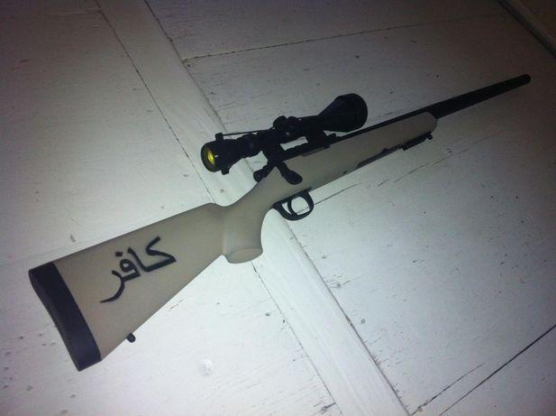 Pusca Airsoft PUTERNICA. FULL METAL 6mm Airsoft Cu Arc Armare MANUALA