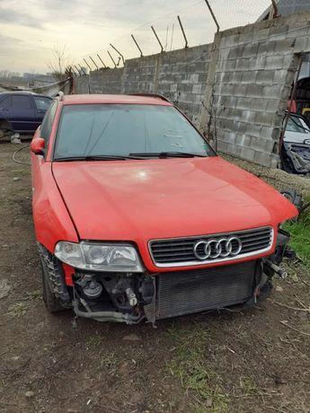 Продавам Audi A4 1.9 TDI НА ЧАСТИ