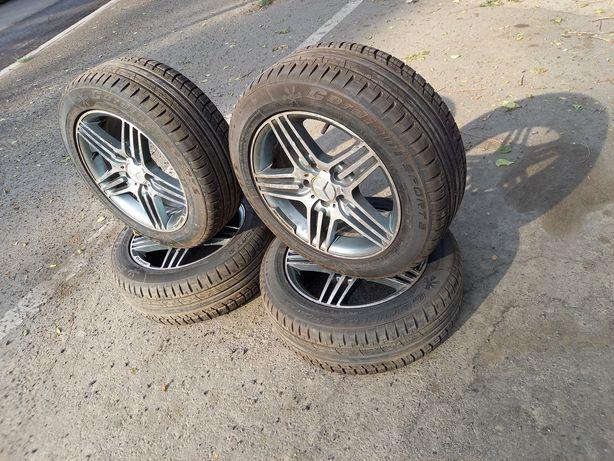Титановые диски шины новые
