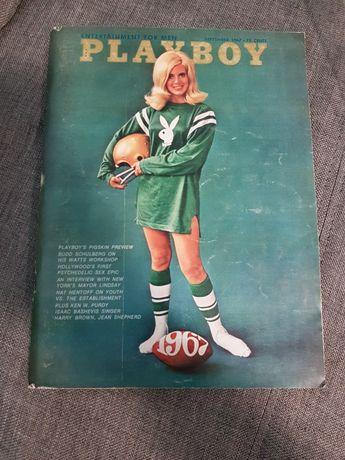 Списание playboy 1967г