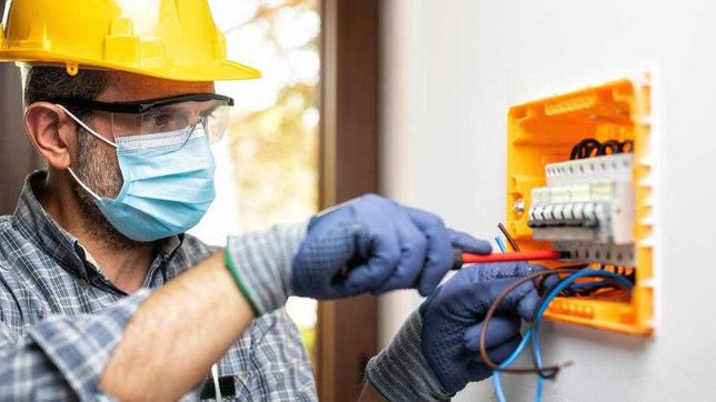 Electrician profesionist
