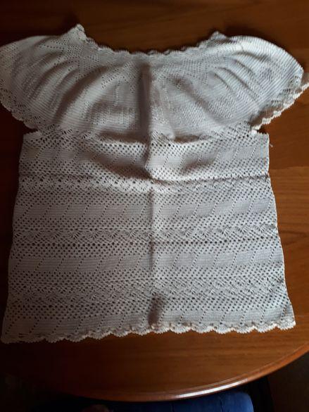 Детска блузка-ръчна изработка