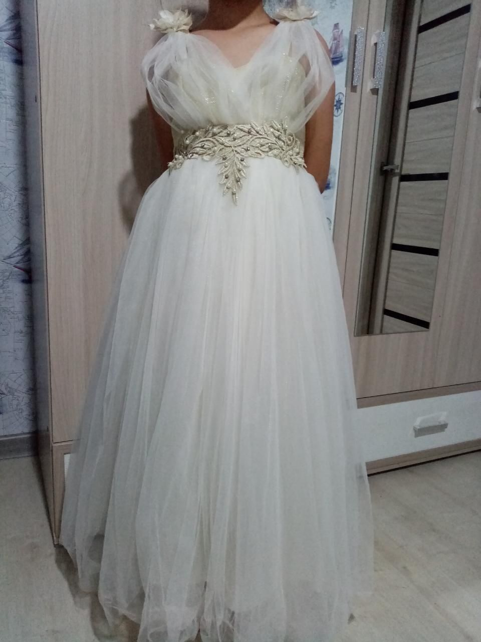 Вечерное платье для девочек