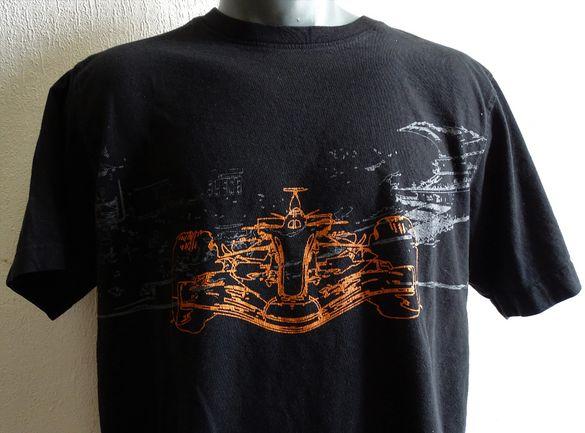 F1 Hockenheim оригинална мъжка тениска