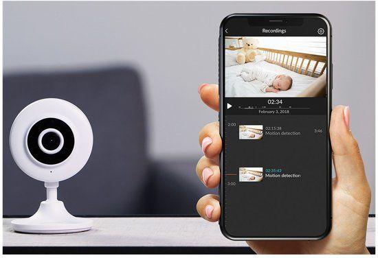БезжичнаWi-Fi камера. БЕБЕФОН КАМЕРА.Smartwares CIP-37210AT