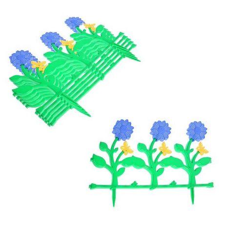 Заборчики для сада