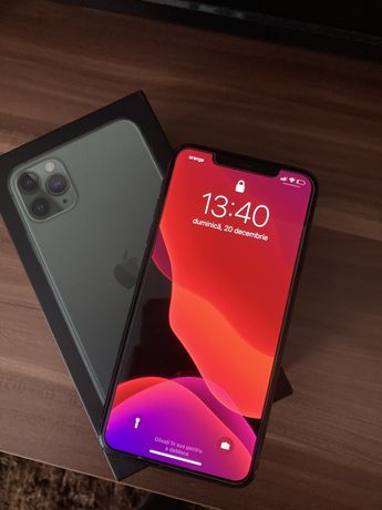 Iphone 11 Pro Max baterie 98%