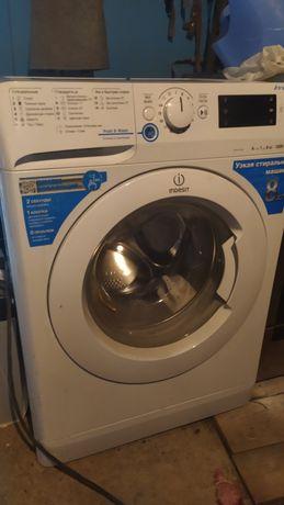 Продам стиральную машину indesit 8кг