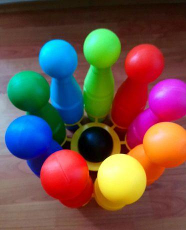 Set de popice copii 9 culori cadou