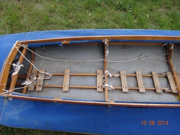 Немска лодка - двуместен каяк Pouch
