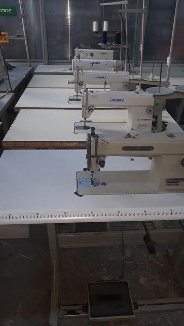 Masini de cusut liniare industriale