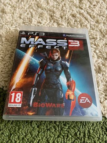 Mass Effect 3 - PS3 - Playstation 3 - PS 3