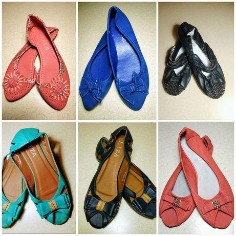 Распродажа!!! Женская обувь  35-36 размеров