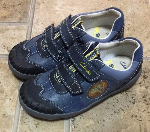 Новые кроссовки CLARKS, 30-31 разм (оригинал)