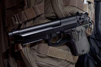 PUTERE & PRECIZIE Pistol airsoft Beretta/Taurus 4 Jouli FULL METAL