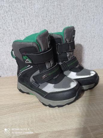 Зимние ботинки 29 р