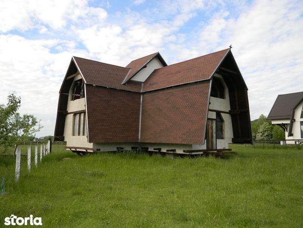 Casa de vanzare amplasata pe un teren de 600 mp, in Glajerie, Rasnov