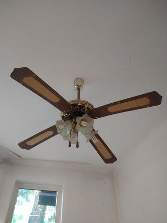 lustra cu ventilator - 2 bucati