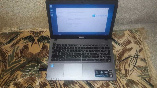 Продается ноутбук ASUS K550C