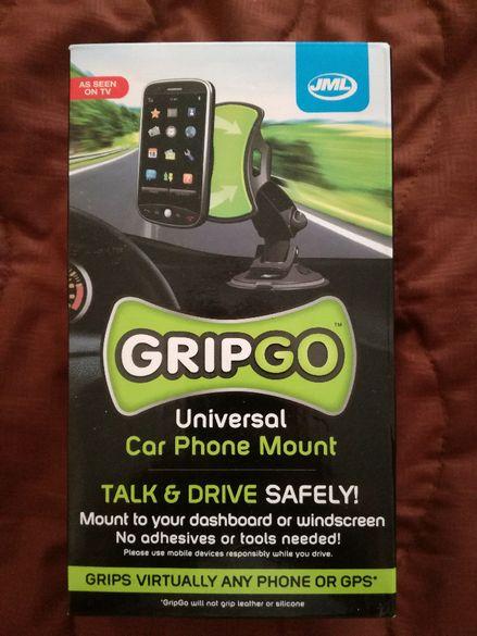 Универсалната стойка GripGo за телефони ,гпс