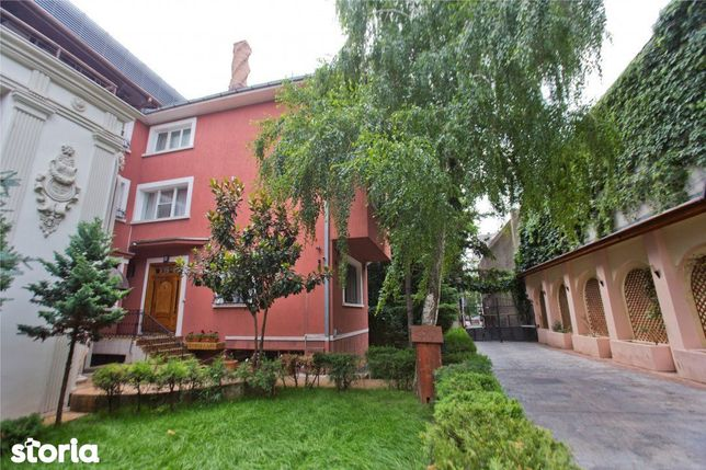 Beautiful Villa in the center of Bucharest! Medical Cabinet/Office/Res