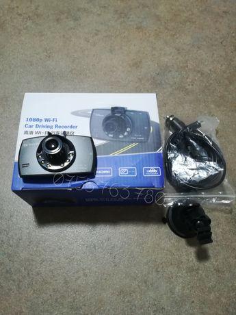 Dvr auto G30 1080p wifi unghi 170