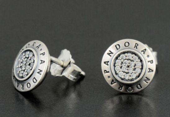 Дамски обеци Pandora 925