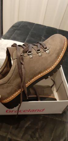 Pantofi Graceland de tip Dandy