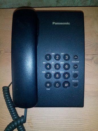 Телефон panasonic kx-ts500fx – стационарен