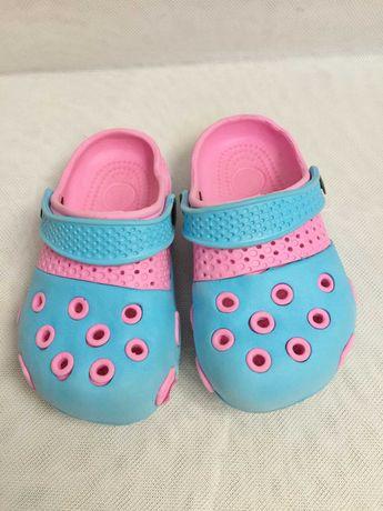 Nr. 25EU / 15-15,5CM • Papuci de fetita gen CROCS