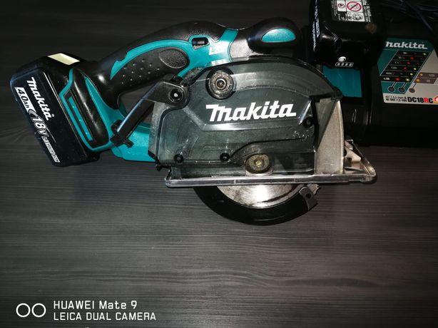 Makita DCS 552 pt debitat fier